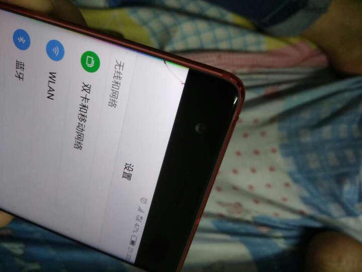努比亚(nubia)Z17 无边框 黑金 8GB+128GB 全网通 移动联通电信4G手机 双卡双待 晒单图