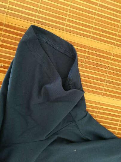 阿迪达斯男装 2018夏新款休闲运动短袖三叶草透气圆领T恤 CW0710 AJ8828 M(180/100A) 晒单图