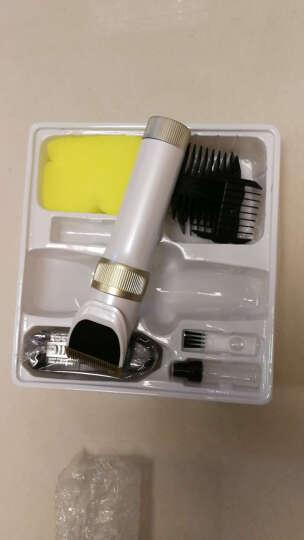 永日(yongri)永日专业成人儿童电动理发器剃头刀电推剪静音电推子理发工具 土豪金 晒单图