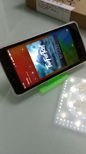 奔信 红米2钢化膜手机玻璃保护贴膜+送手机壳 适用于小米红米2/红米2A增强版/4.7英寸 弧边0.3mm钢化膜 晒单图