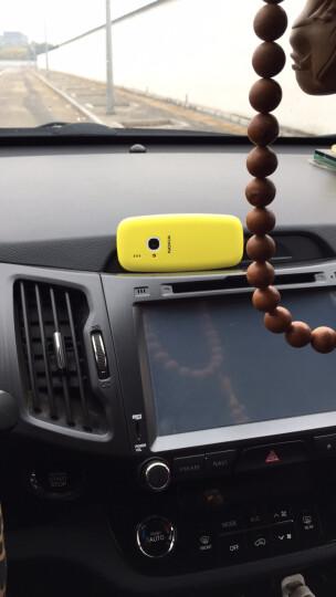 诺基亚(NOKIA)3310 黄色 直板按键 移动联通2G手机 双卡双待 时尚手机 经典复刻 学生备用功能机 晒单图