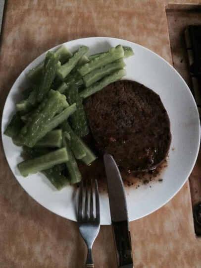 当顿庄园 阿根廷进口牛肉180g/袋 秘制果木牛排  晒单图