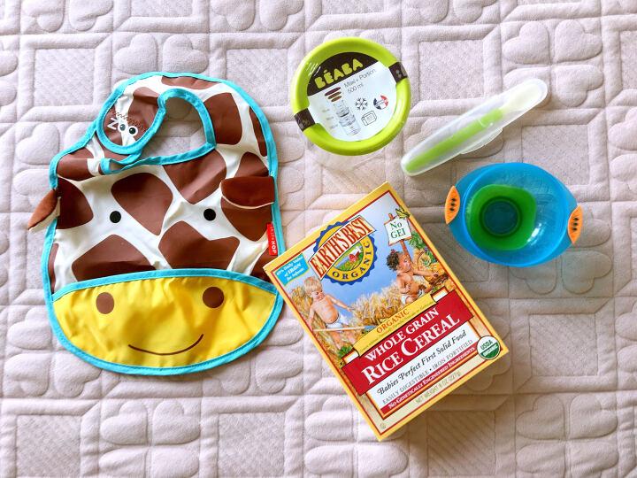 BEABA 婴儿辅食储存盒 宝宝零食罐 冷藏保鲜盒 240ml 晒单图