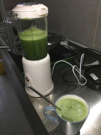 美的(Midea)料理机大容量多功能 食品材质杯体可搅拌WBL2501B 晒单图