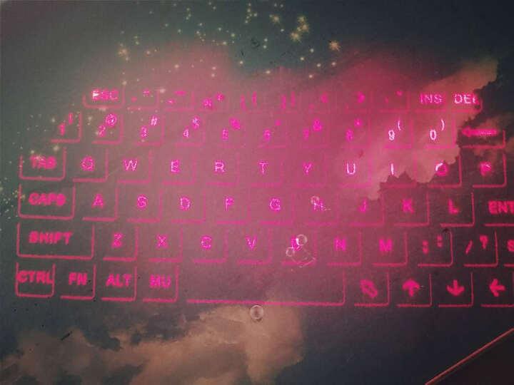 哨鸟 激光投影键盘 手机笔记本电脑蓝牙激光虚拟键盘镭射键盘黑科技生日礼物 KB326太空银(有线无线连接配置设备) 晒单图