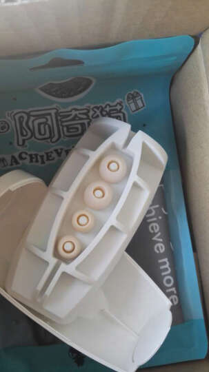 华为原装手机耳机入耳式线控带麦适用苹果小米vivo魅族oppo索尼乐视努比亚等 AM12PLUS--薄荷绿 晒单图