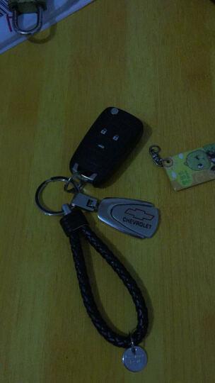 吉艺鹿 汽车车标创意钥匙扣 男女士编制车用钥匙链 改装专用钥匙扣 汽车用品 礼品扣 道奇酷威 酷博 晒单图