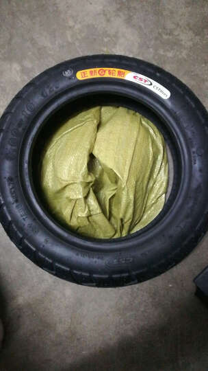 新宝 正新3.00-10真空胎 电动车 摩托车专用轮胎 防滑耐磨 特殊 晒单图