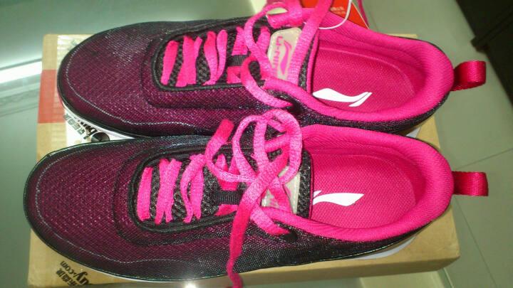 李宁li-ning都市轻运动系列女综合运动鞋acgf076-4黑