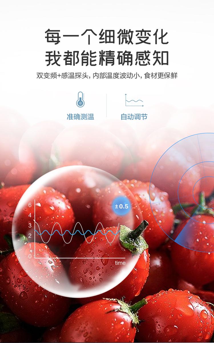 海信 (Hisense) 591升 一级能效对开门电冰箱 抗菌净味 矢量双变频大容量双开门 风冷无霜BCD-591WFK1DPJ
