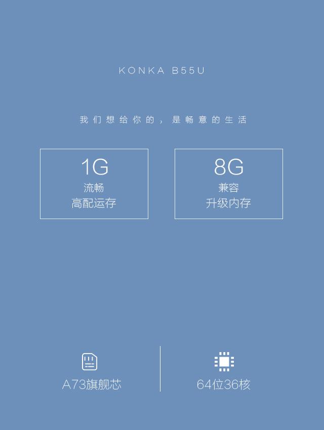 1G8G流畅兼容配运存升级内存A73旗舰芯64位36核-推好价 | 品质生活 精选好价