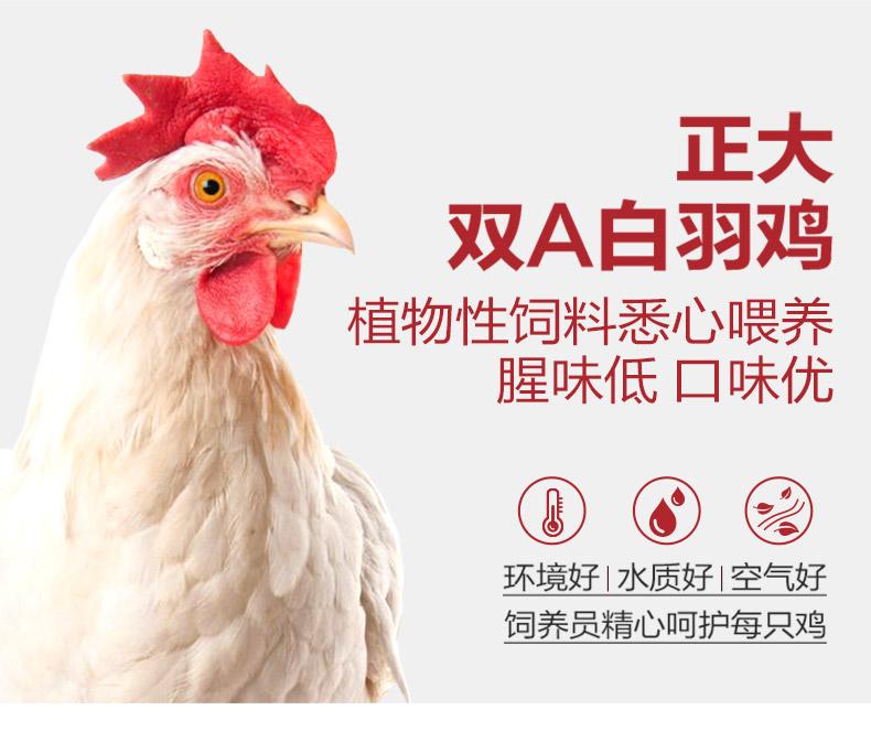 正大(CP)琵琶腿 1kg 鸡大腿 烤鸡腿炸鸡腿卤鸡腿烧烤食食材卤味卤煮食材火锅食材