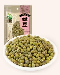 禾煜 绿豆 绿豆百合汤原料 400g-京东