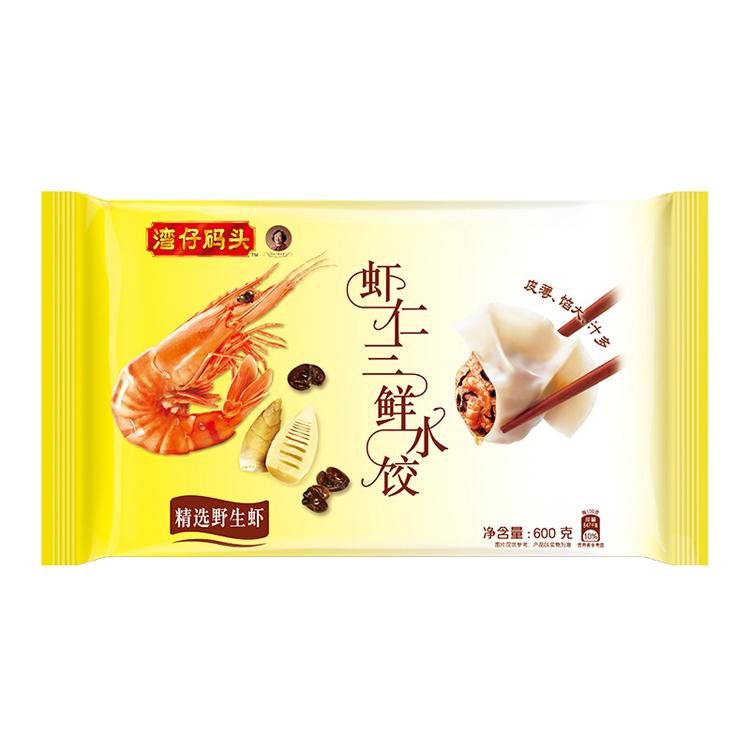 湾仔鸡头水精选野生虾净含量:600克-推好价 | 品质生活 精选好价