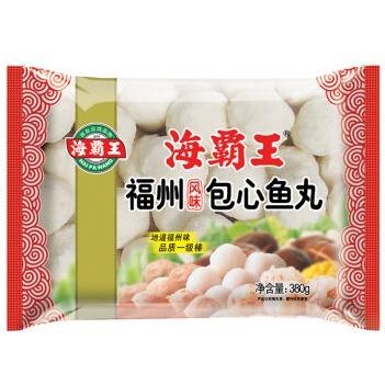 海霸王 黑珍猪台湾风味香肠 经典原味 268g 约6根-我们
