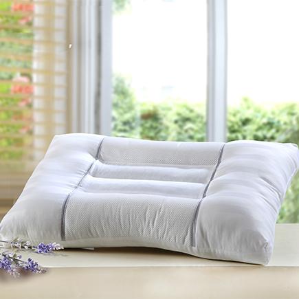 【京東超市】艾薇AVIVI家紡 枕頭枕芯 決明子枕頭纖維香薰枕心45*70cm-京東
