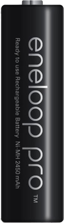 爱乐普(eneloop)充电电池5号4节高容量镍氢适用相机闪光灯玩具3HCCA/4BW无充电器-京东