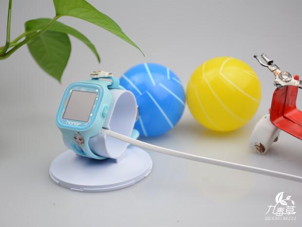 华为小k,一款拼颜值的儿童智能通话手表