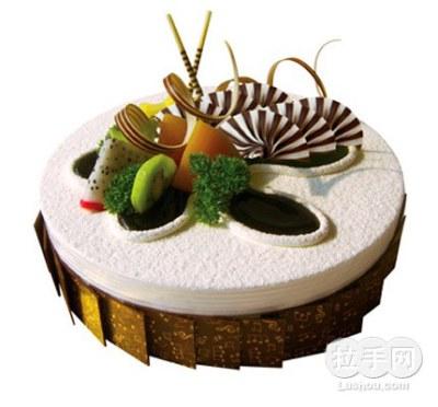 资溪8寸蛋糕一个 京品惠绍兴站图片 29971 400x372