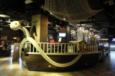 厦门海贼王主题餐厅_厦门便所主题餐厅_星空主题餐厅