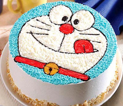 蛋糕碟画画图片