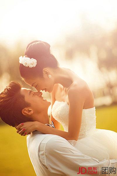 婚纱摄影外景样片展示