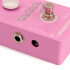 Foxpic Caline CP-32 Guitar Overdrive Aluminum Alloy FUZZ Effects Pedal Pink