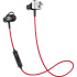 MEIZU sports EP51 magnetic red black in-ear wired earphone with bluetooth function