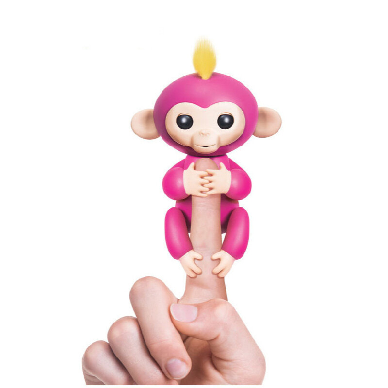 LED Baby Monkeys Smart Fingers Llings Smart Induction Toys