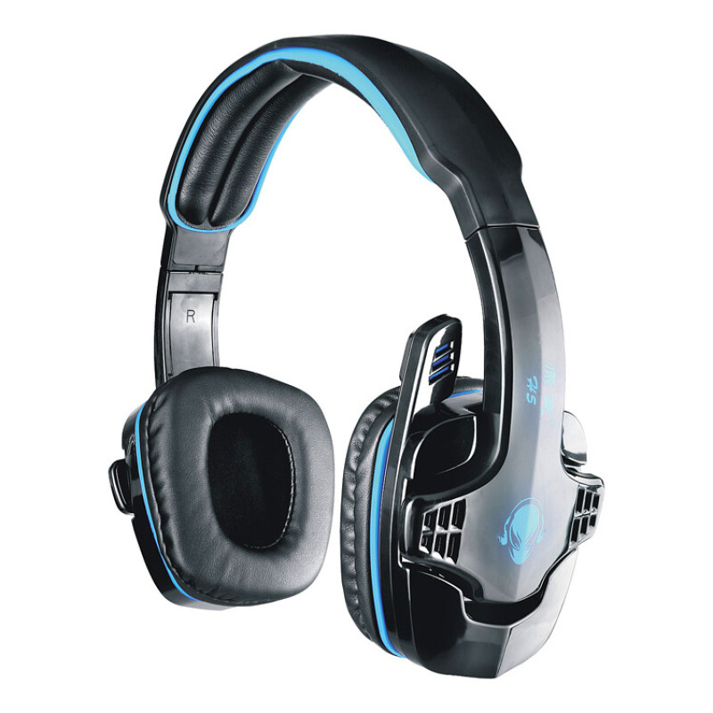 Gaming Game Stereo Headphones Headset Earphone w/ Mic PC Computer Laptop SA-708