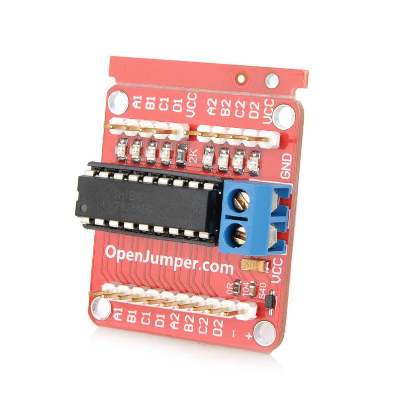 Stepper Motor Circuit : arduino - redditcom