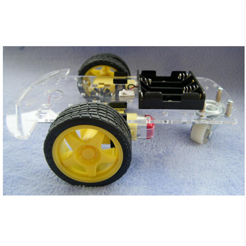 2-Wheel Robot Platform - Magician Chassis Sparkfun