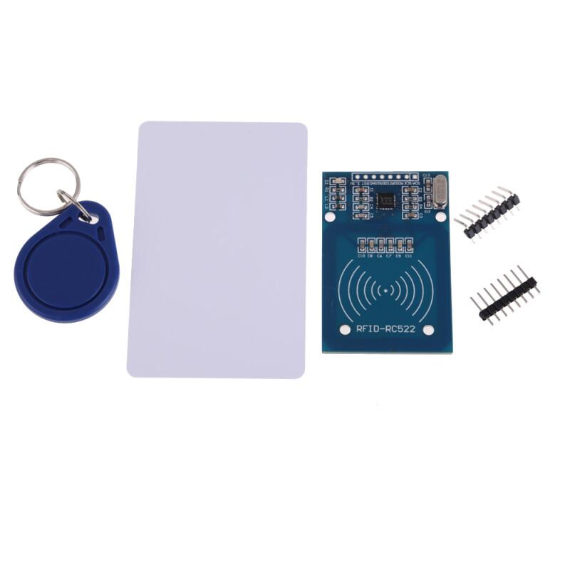 Arduino Playground - DIYRFIDReader