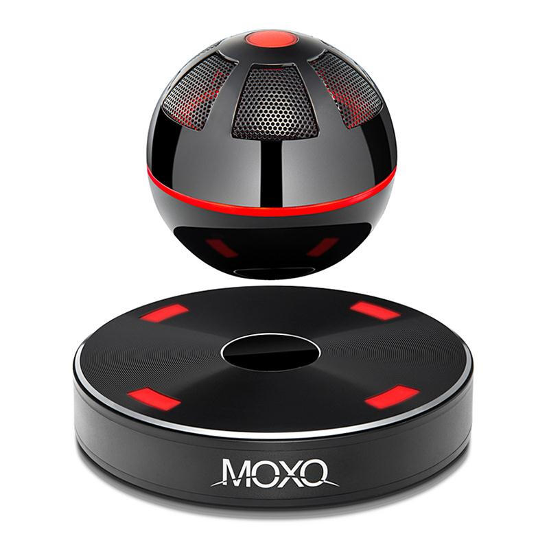 Magnetic Levitation Self-Rotation Stereo Wireless Bluetooth Speaker With NFC Function Computer Speakers