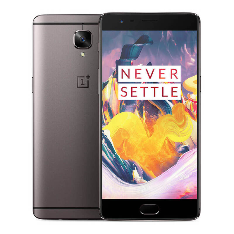 [Версия для EU] ONEPLUS 3T A3003 6 + 64 ГБ 4G / LTE Android 6.0 ОС Qualcomm Snapdragon 821