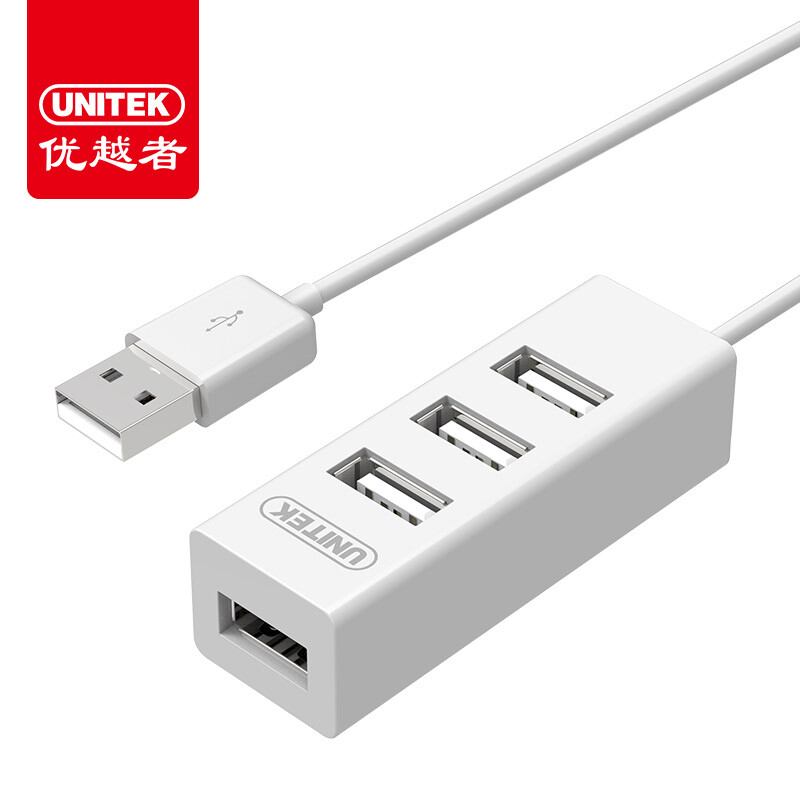 UNITEK Y-2160 USB 2.0 7 Port HUB