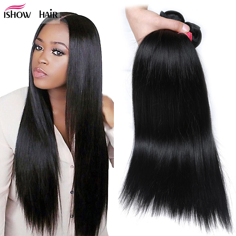 Peruvian Virgin Hair Straight 3 Bundle Deals Cheap ...