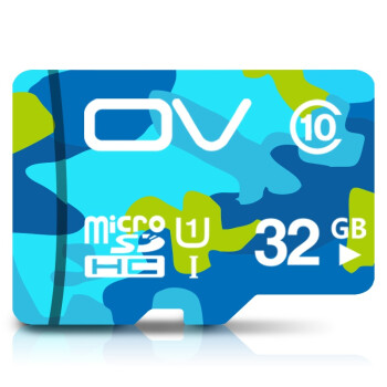 OV 32G class 10 48Mb / s tf (micro sd) memory card mobile phone / tablet / laptop