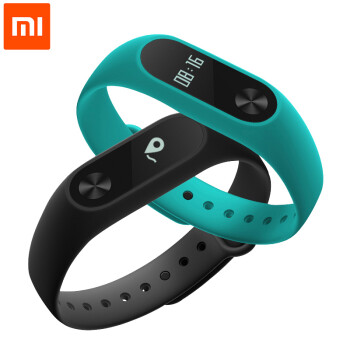 Original Xiaomi Mi Band 2 OLED Heart rate call remind IP67 Waterproof Smart Bracelet for Android iOS