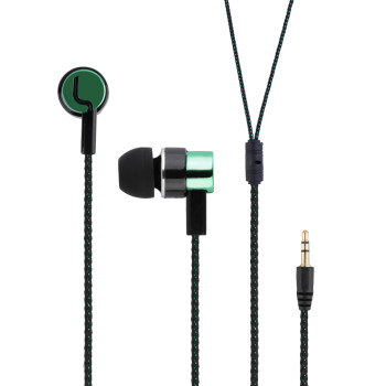 Noise Isolating Stereo 1.1M in-Ear 3.5mm Media Player Music Earphone NEW