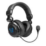 Portable Audio & Video-HUHD HW-933MI Wireless Gaming Headset Headphones for Xbox One, PS4/PS3, Xbox 360, PC with Detachable Noise-cancelling Microphone on JD