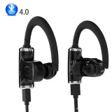 Phone Accessories-Roman S530 Bluetooth 4.0 Wireless Stereo Outdoor Sports/Running/Exercise Bluetooth Headsets Headphones Earbuds Earphones, Black on JD