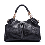 Luggage & Bags-Aliwilliam? Women bag 2015 New tide Fashion European Style Crocodile Handbag Satchel Bag Ladies Bag on JD