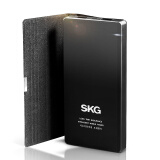 Phone Accessories-SKG 5804 SKG Premium Business Li-Polymer 10000mAh Power Bank with Genuine Leather Case on JD