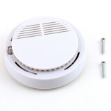 Security & Protection Products-Fire Smoke Sensor Detector Alarm Tester Home Security System Cordless on JD