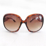 Men's Sunglasses-Women's Retro Vintage Oversize Designer Big Frame Sunglasses Goggles Shades on JD
