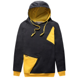 Hoodies-Zogaa New Fashion Autumn And Spring Men's Hoodies Coat  Sweatshirt Contrasted Color on JD