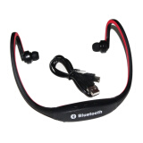 Phone Accessories-CBP? Sports bluetooth headset neckband wireless headphone microphone,gaming headband  for Sumsung Iphone HTC Xiaomi on JD