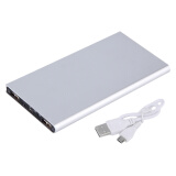 Phone Accessories-Ultrathin 20000mAh Portable Battery Charger Power Bank for Cell Phones on JD