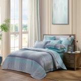 Bedding & Bath-LUOLAI cotton bed set/bed kit (duvet cover/bedsheet/pillowcase) on JD